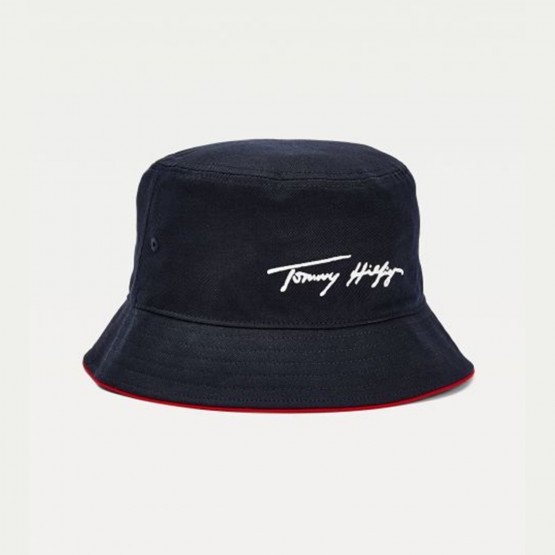 Tommy Jeans Th Signature Bucket Hat