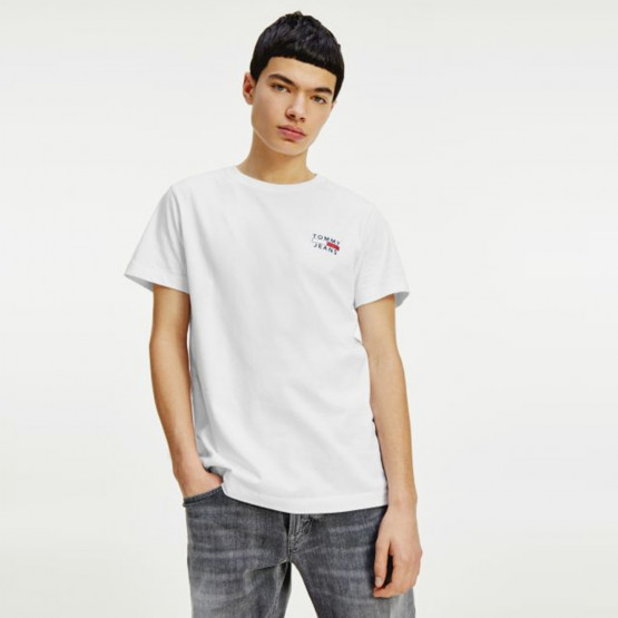 Tommy Jeans Chest Logo Ανδρικό T-Shirt