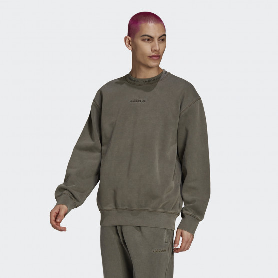adidas Originals Dyed Crewneck Sweatshirt Ανδρική Μπλούζα