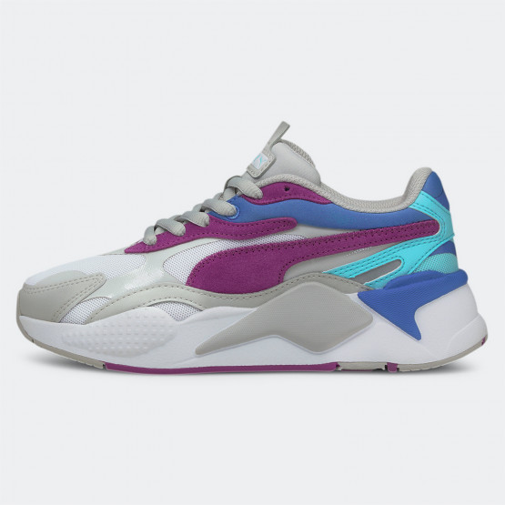 Puma Rs-X³ Neon Flamme Παιδικά Παπούτσια