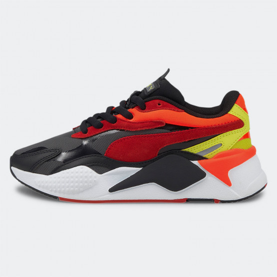 Puma Rs-X³ Neon Flamme Kid's Shoes