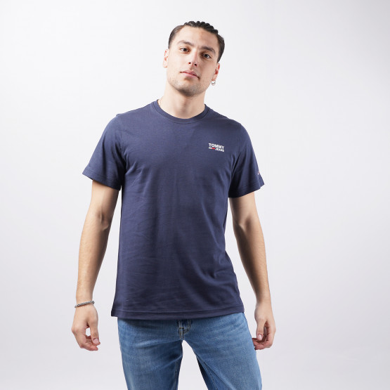 Tommy Jeans Regular Corp Logo Men's T-Shirt