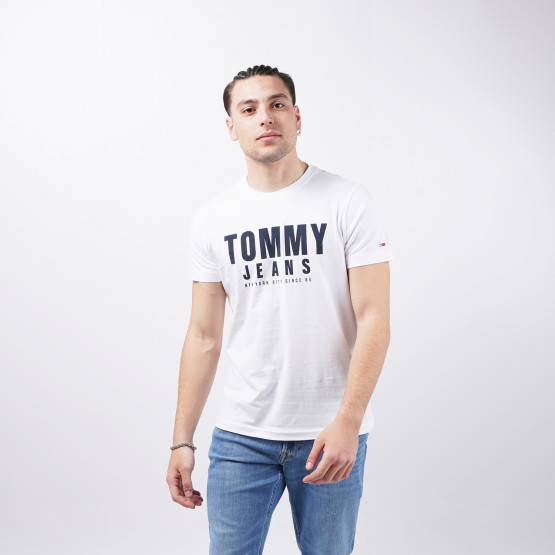 Tommy Jeans Center Chest Graphic Ανδρικό T-shirt