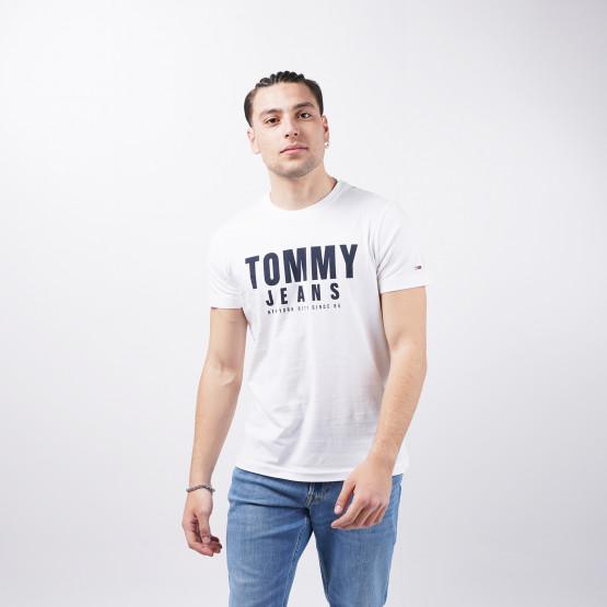 Tommy Jeans Center Chest Graphic Men's T-shirt
