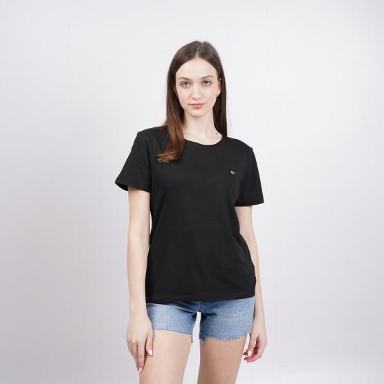 Tommy Jeans C-Neck Γυναικεία Μπλούζα