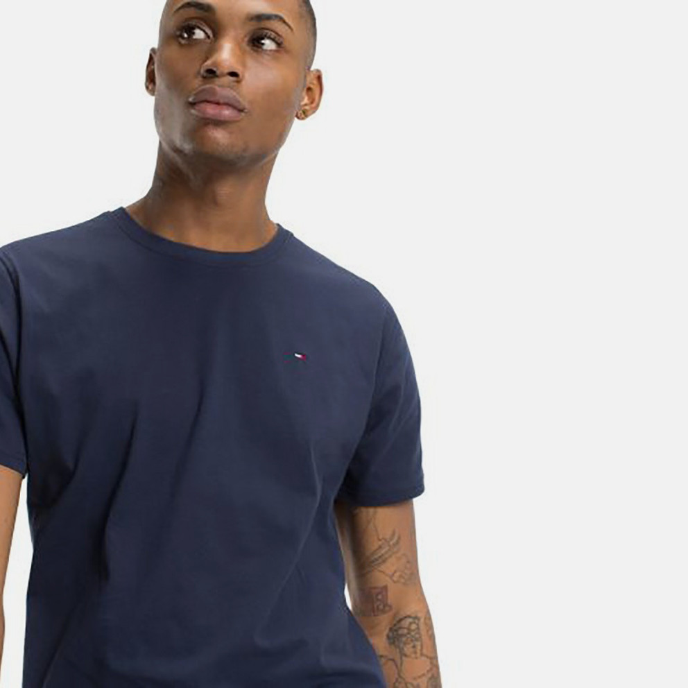 Tommy Jeans Original Jersey Ανδρικό T-Shirt