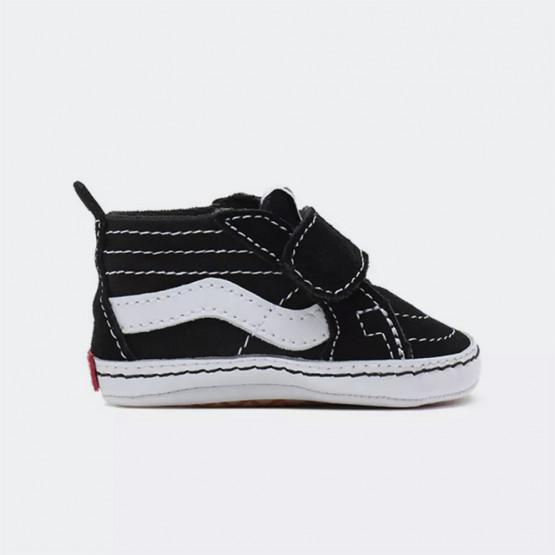 Vans Sk8-Hi Crib Βρεφικά Παπούτσια