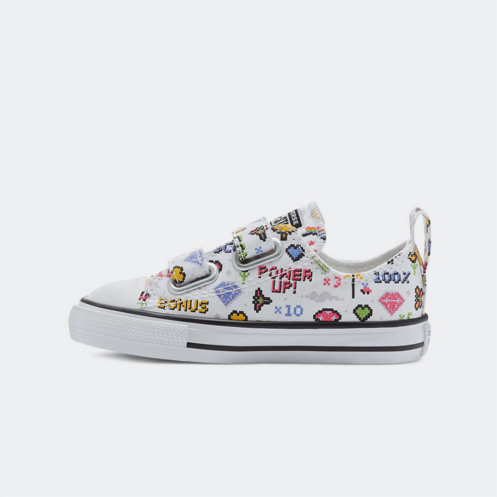 Converse Chuck Taylor All Star Gamer Βρεφικά Παπούτσια