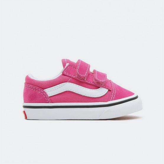 Vans Td Old Skool V Fuchsia Purple/