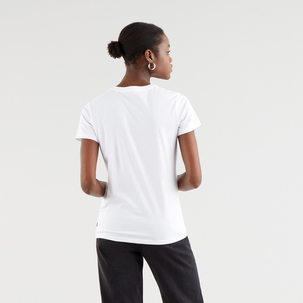 Levis The Perfect Tee Circle Logo Γυναικείο T-Shirt