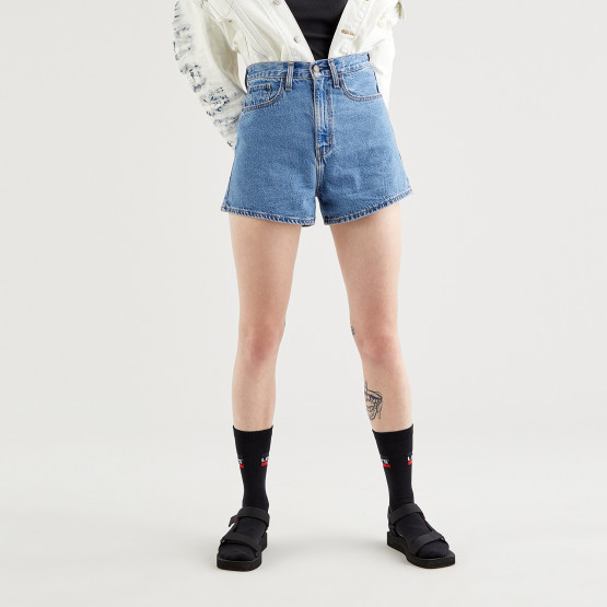 Levis High Loose Short Number One