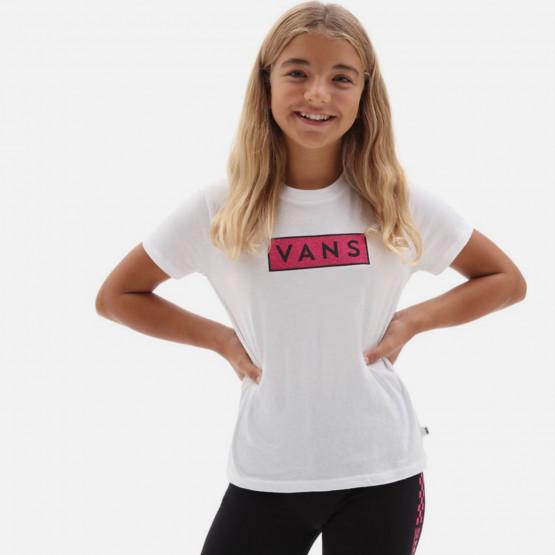 Vans Easy Box Glitter Παιδικό T-shirt