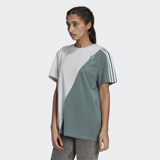 adidas Originals Adicolor Sliced Trefoil Women's T-shirt