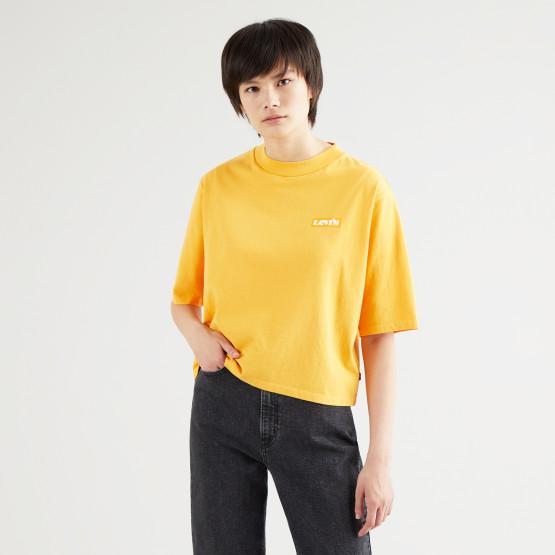 Levi's Mockneck Γυναικείο T-Shirt