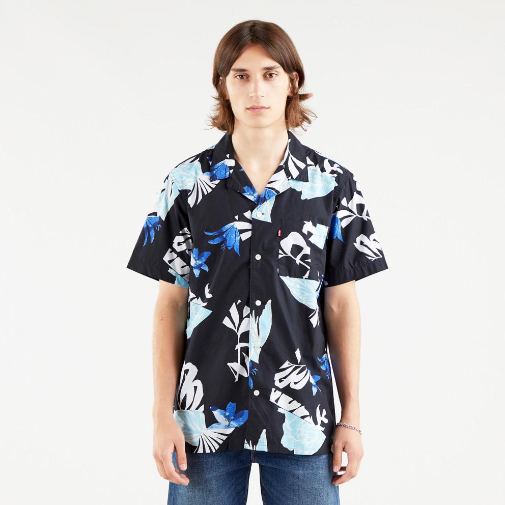 Levi's Cubano Shirt Collage Ανδρικό Πουκάμισο