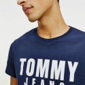 Tommy Jeans Bold Logo Ανδρικό T-Shirt