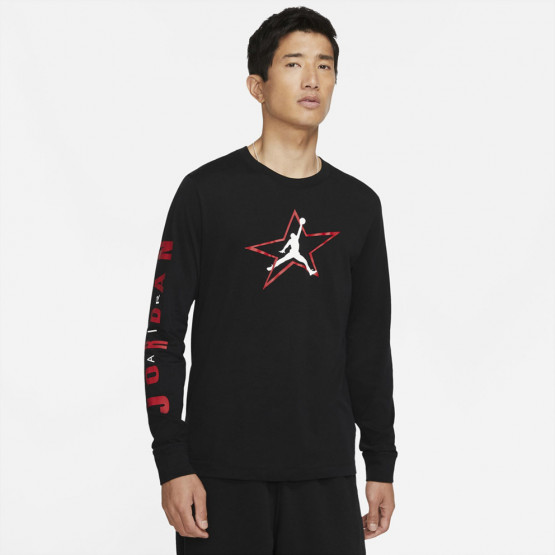 Jordan AJ6 GFX Men's Long Sleeve T-shirt