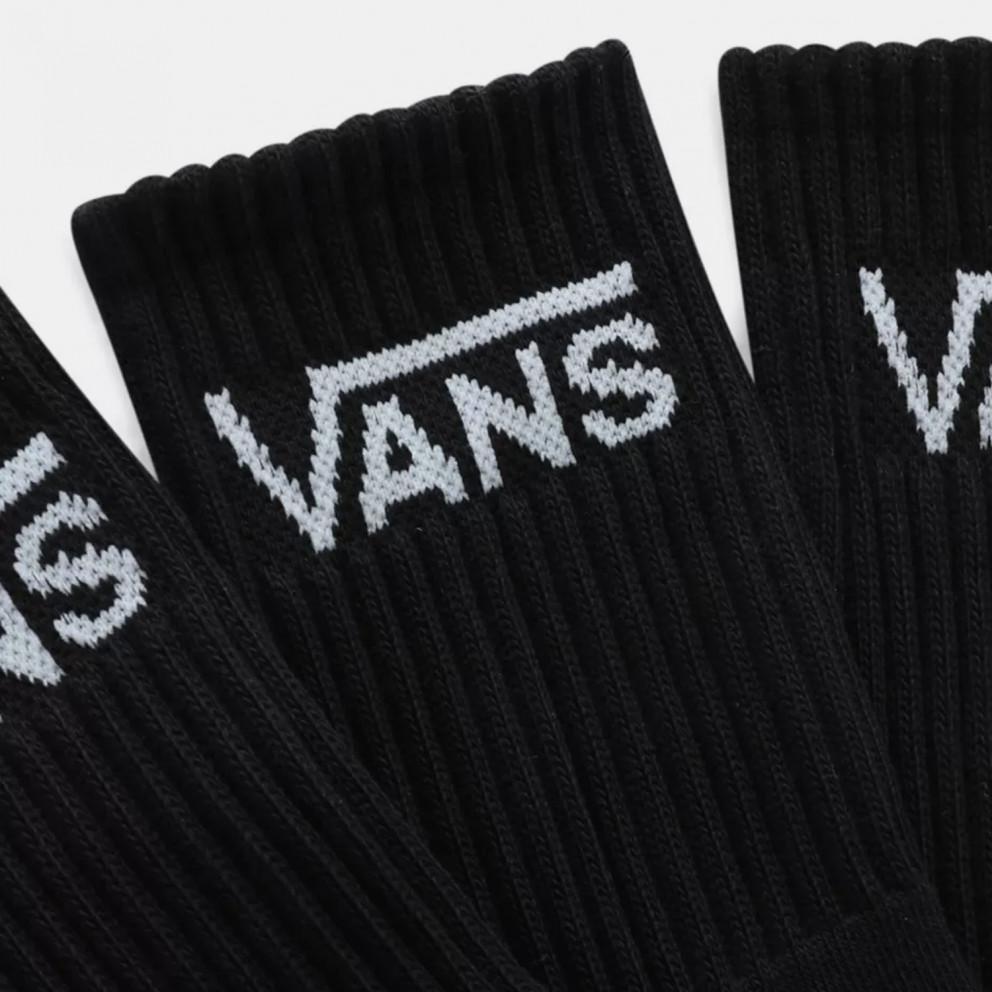 Vans Classic Crew 3-Pack Γυναικείες Κάλτσες