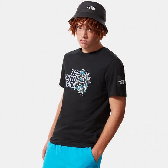 The North Face Black Box Ανδρικό T-Shirt