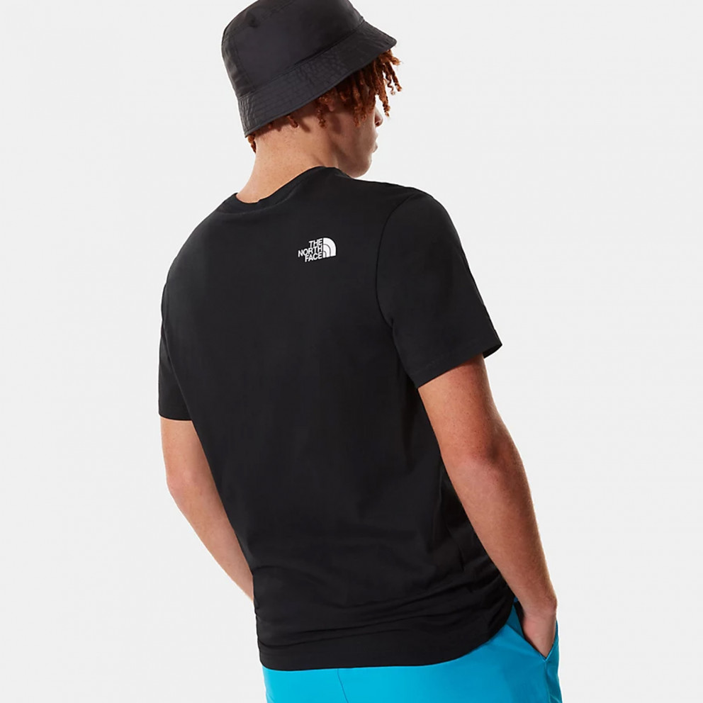 The North Face Black Box Ανδρικό T-Shirt