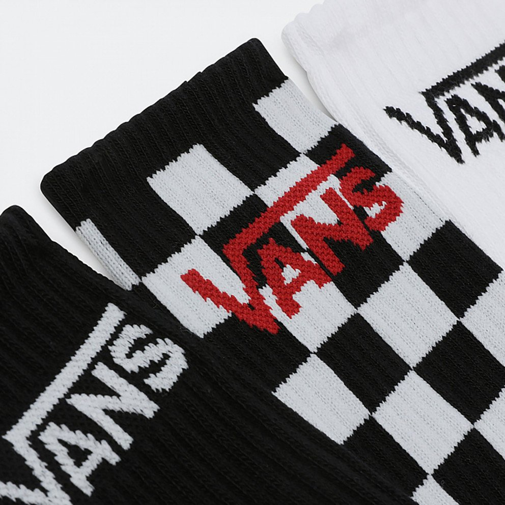 Vans Classic Crew 3-Pack Ανδρικές Κάλτσες