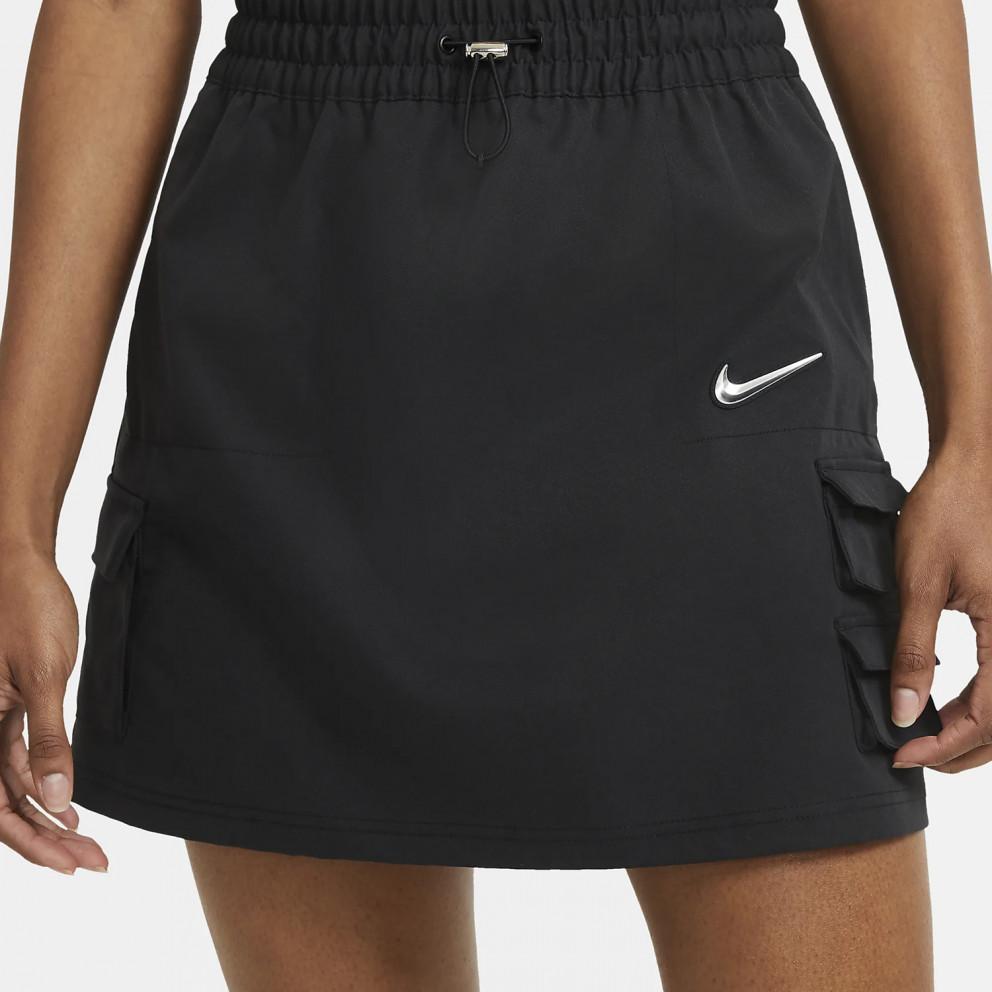 Nike Sportswear Swoosh Γυναικεία Φούστα