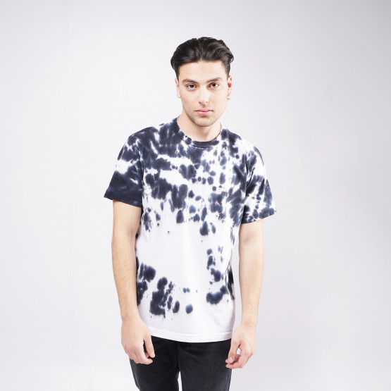 Obey Bold Organic Soft Cloudy Tie Dye Ανδρικό T-shirt
