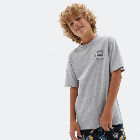 Vans By Authentic Checker Παιδικό T-Shirt