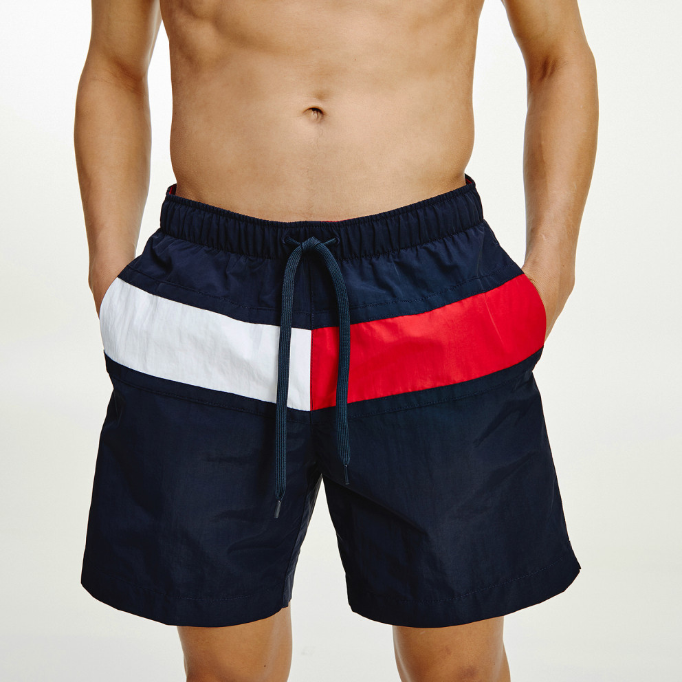 Tommy Jeans Long Drawstring Swimsuit Ανδρικό Μαγιό