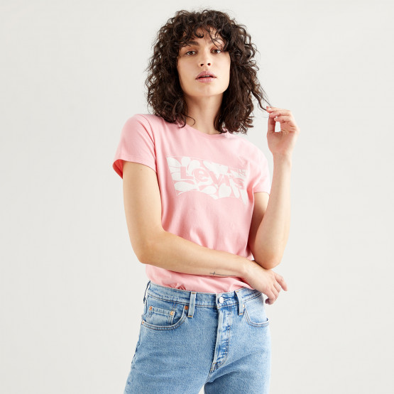 Levis The Perfect Tee Batwing Fill A