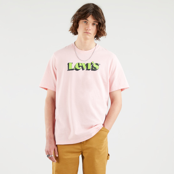 Levis Ss Relaxed Fit Tee Mv Ssnl Nat