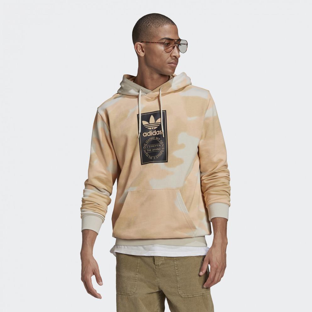 adidas Originals Camo Μπλούζα με Κουκούλα