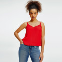 Tommy Jeans Γυναικεία Μπλούζα Χωρίς Μανίκια
