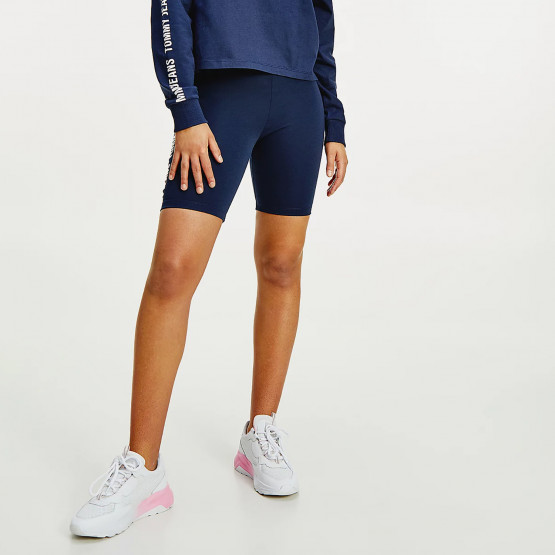 Tommy Jeans Tjw Fitted Branded Bike Short