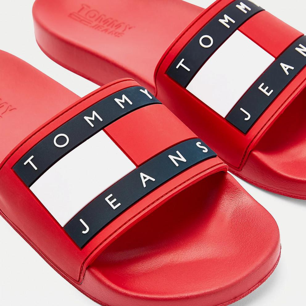 Tommy Jeans Flag Pool Ανδρικές Slides