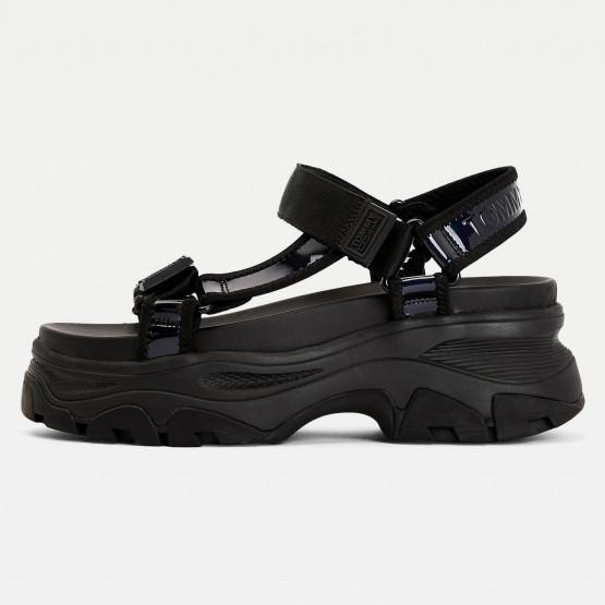 Tommy Jeans Iridescent Hybrid Women's Sandal