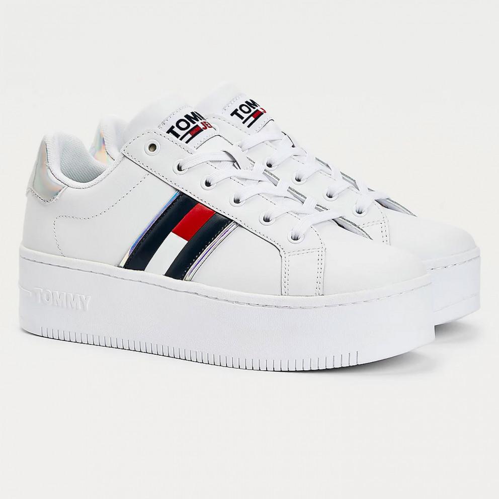 Tommy Jeans Iridescent Iconic Γυναικεία Παπούτσια