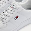 Tommy Jeans Reflective Basket Γυναικεία Παπούτσια