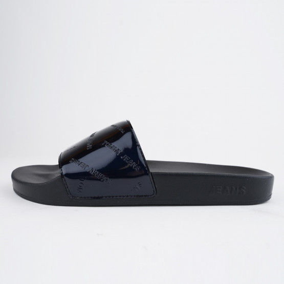 Tommy Jeans Iridescent Pool Women's Slides