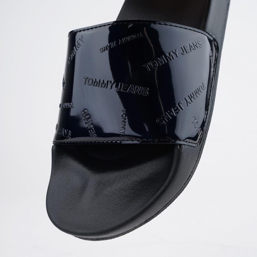 Tommy Jeans Iridescent Pool Γυναικείες Παντόφλες