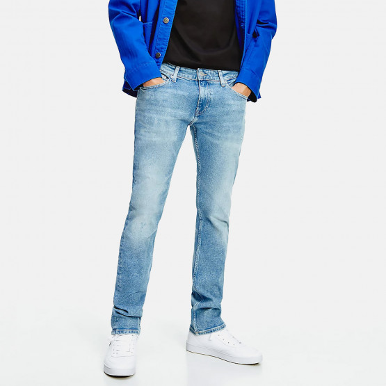 Tommy Jeans Scanton Slim Distressed Ανδρικό Παντελόνι (Μήκος 32L)