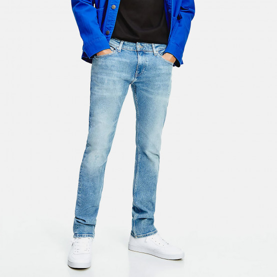 Tommy Jeans Scanton Slim Distressed Ανδρικό Παντελόνι (Μήκος 34L)