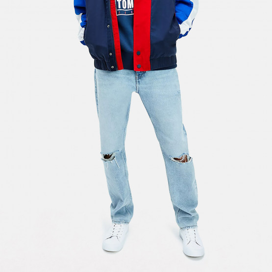 Tommy Jeans Ethan Relaxed Dis-Tressed Ανδρικό Παντελόνι (Μήκος 32L)