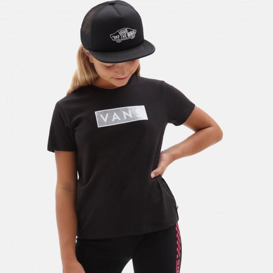 Vans Gr Easy Box Glitter Παιδικό T-shirt