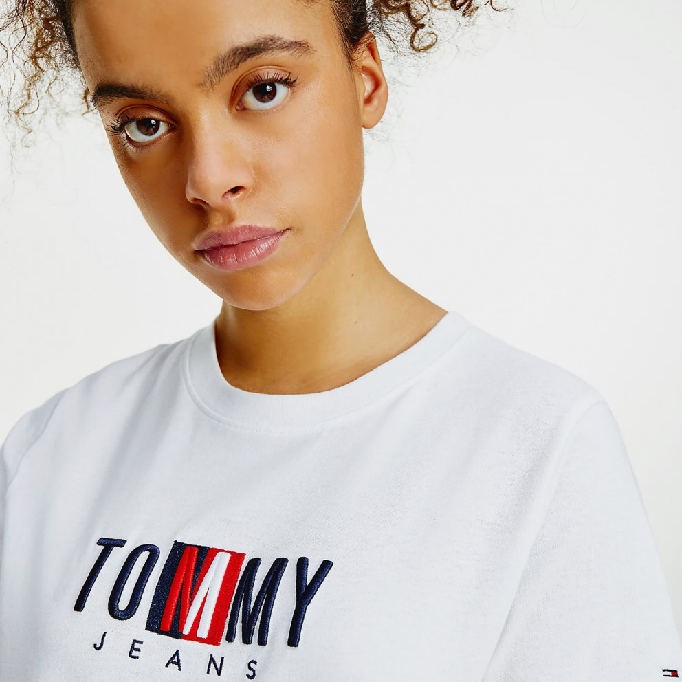 Tommy Jeans Regular Timeless Box Γυναικείο T-shirt