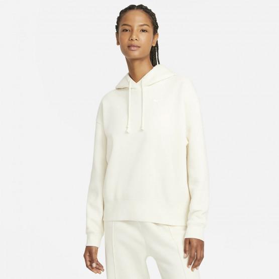 Nike Sportwear Γυναικεία Μπλούζα με Κουκούλα