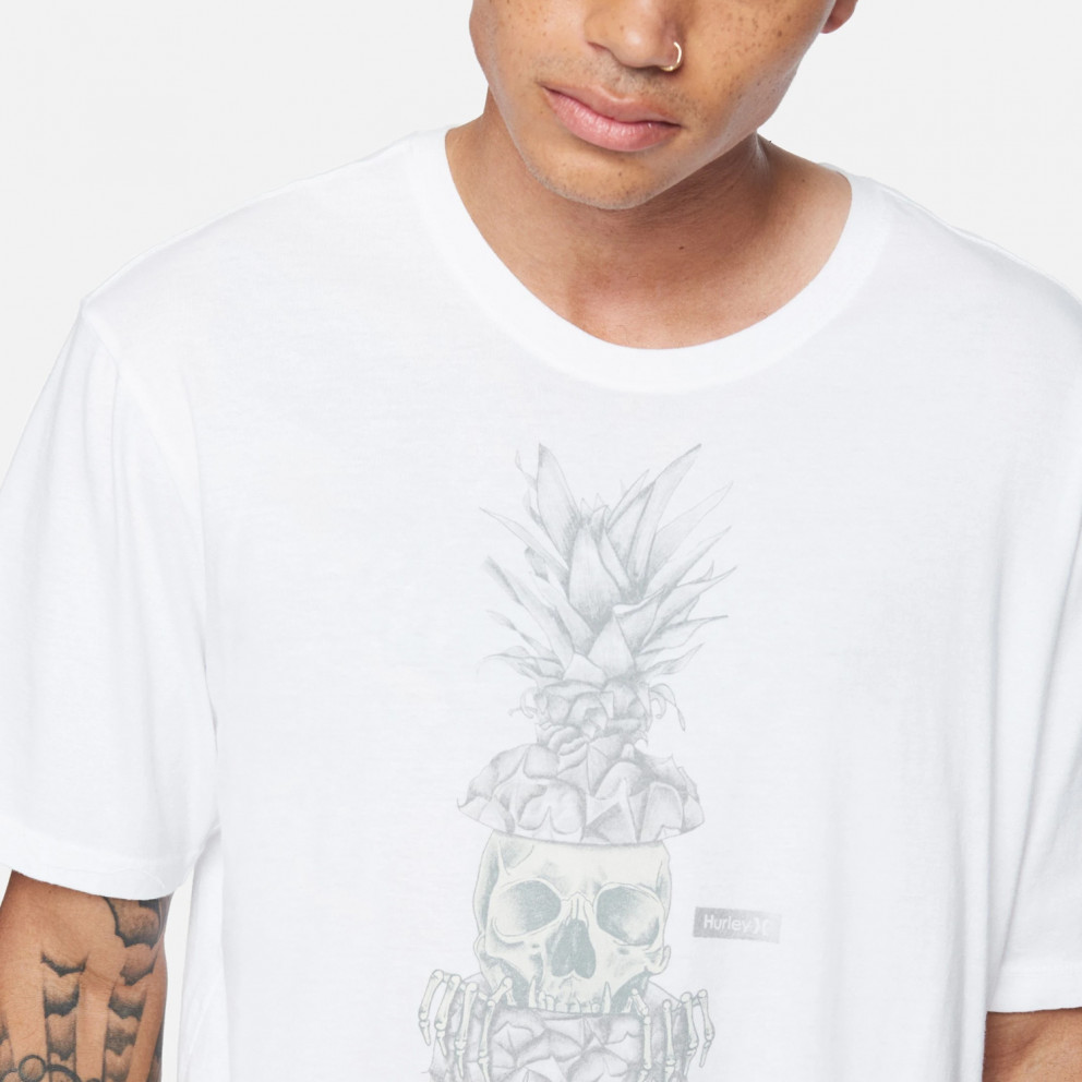 Hurley Washed Peeks Ανδρικό T-Shirt