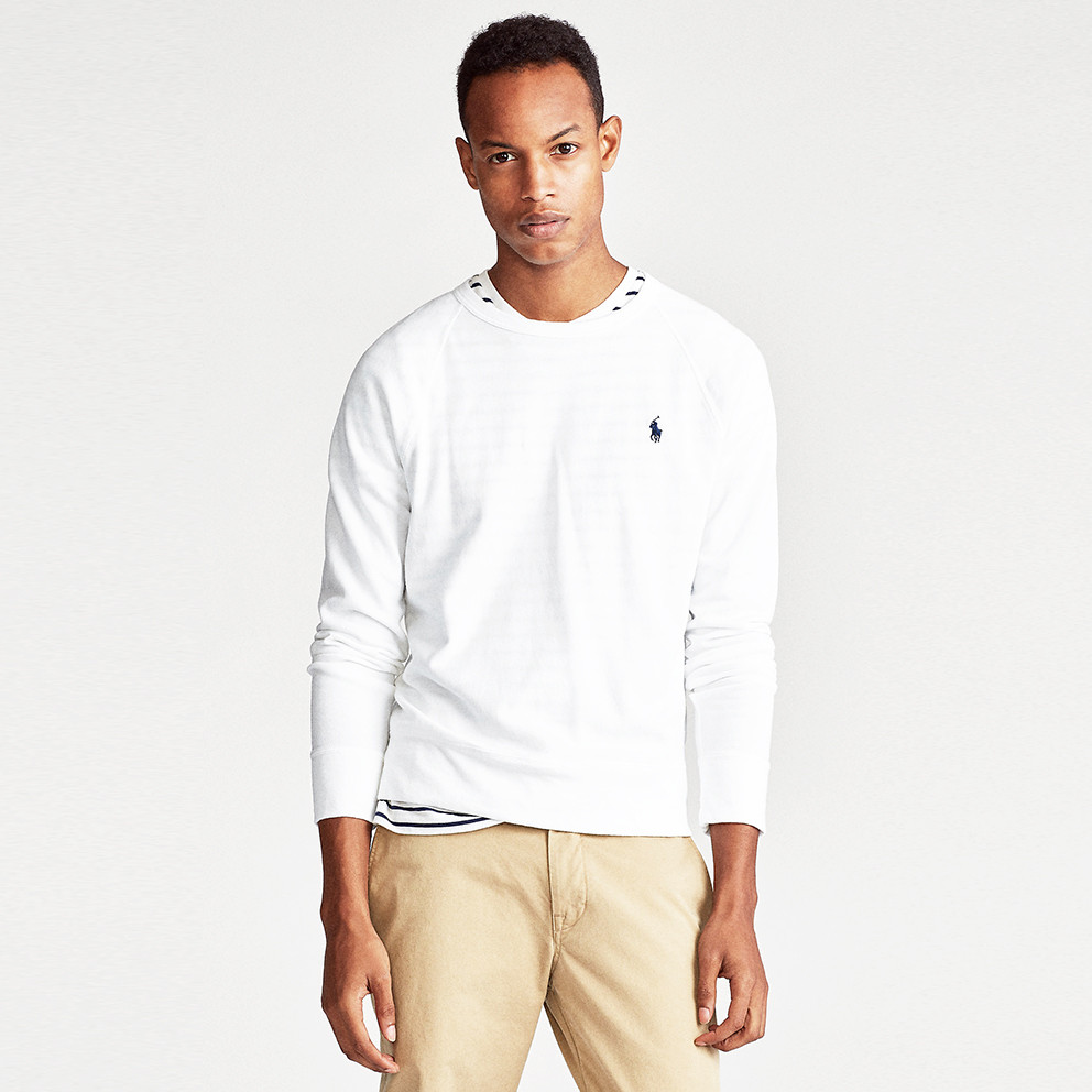Polo Ralph Lauren Slim Fit Ανδρική Μπλούζα με Μακρύ Μανίκι