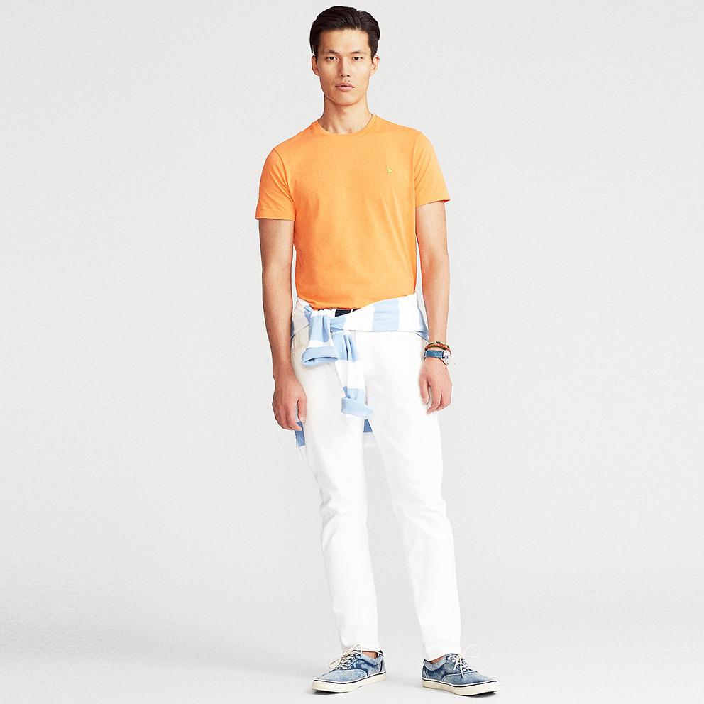 Polo Ralph Lauren Custom Slim Ανδρικό T-Shirt