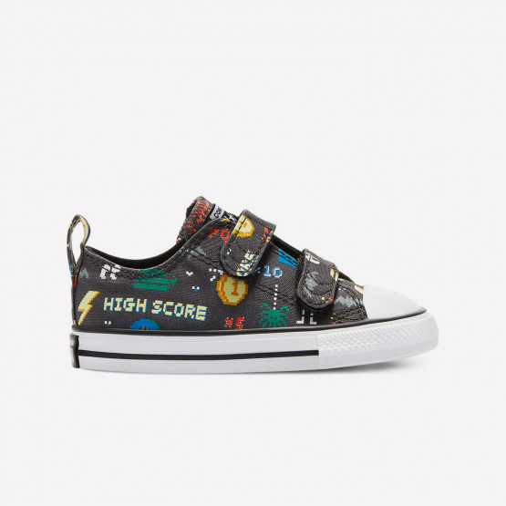 Converse Chuck Taylor All Star Gamer 2V Βρεφικά Παπούτσια